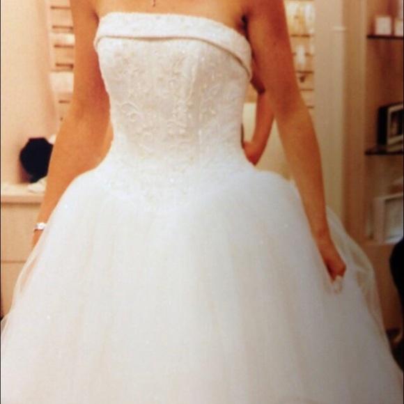 Michaelangelo Dresses | Princess Style Wedding Dress | Poshmark